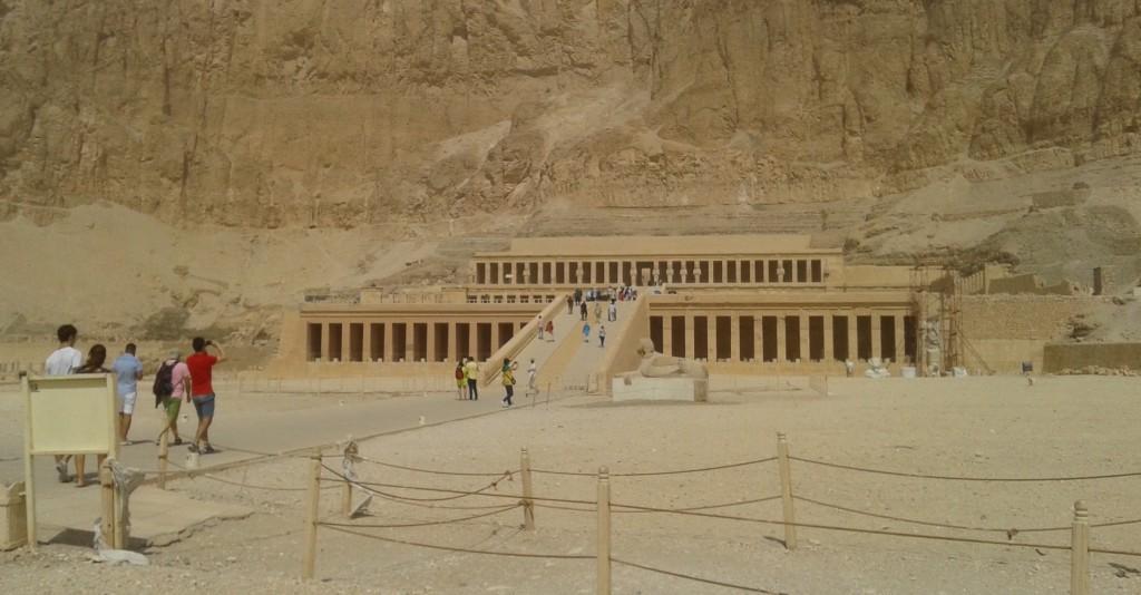 Temple Pharaone 3