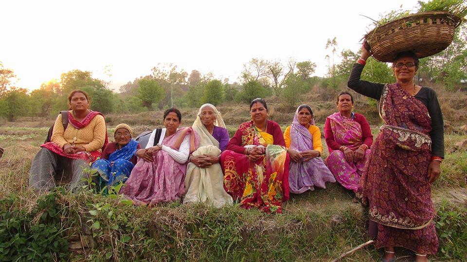 Sunita et ses femmes